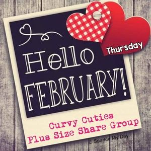 2/20 PLUS SIZE SHARE GROUP: CURVY CUTIES